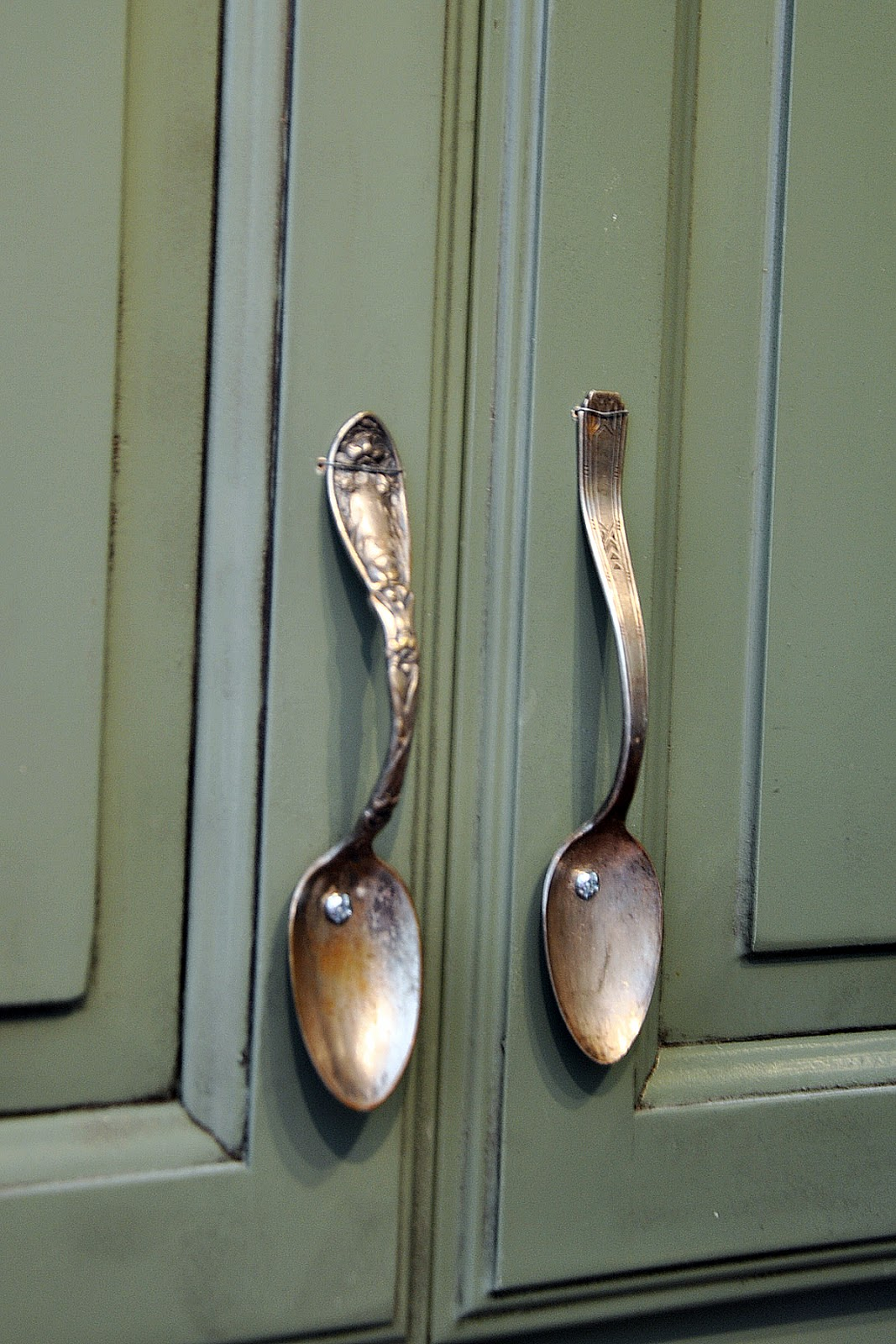 New Old Art Upcycling Life Spoons Glorious Spoons