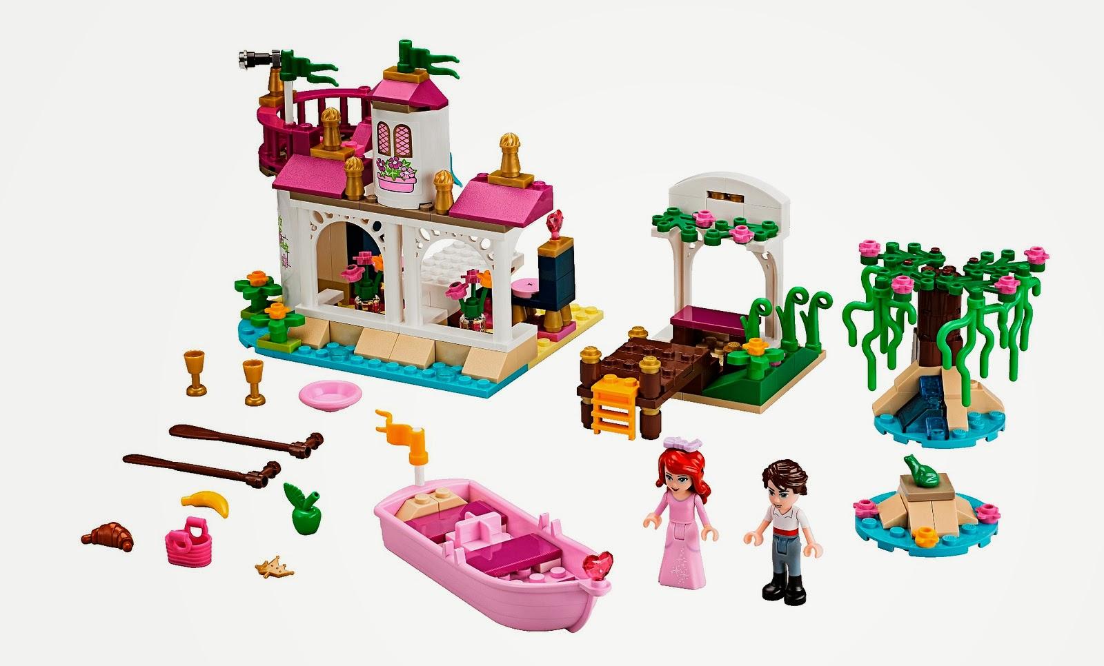 detoyz shop 2014 lego disney princess sets. Black Bedroom Furniture Sets. Home Design Ideas