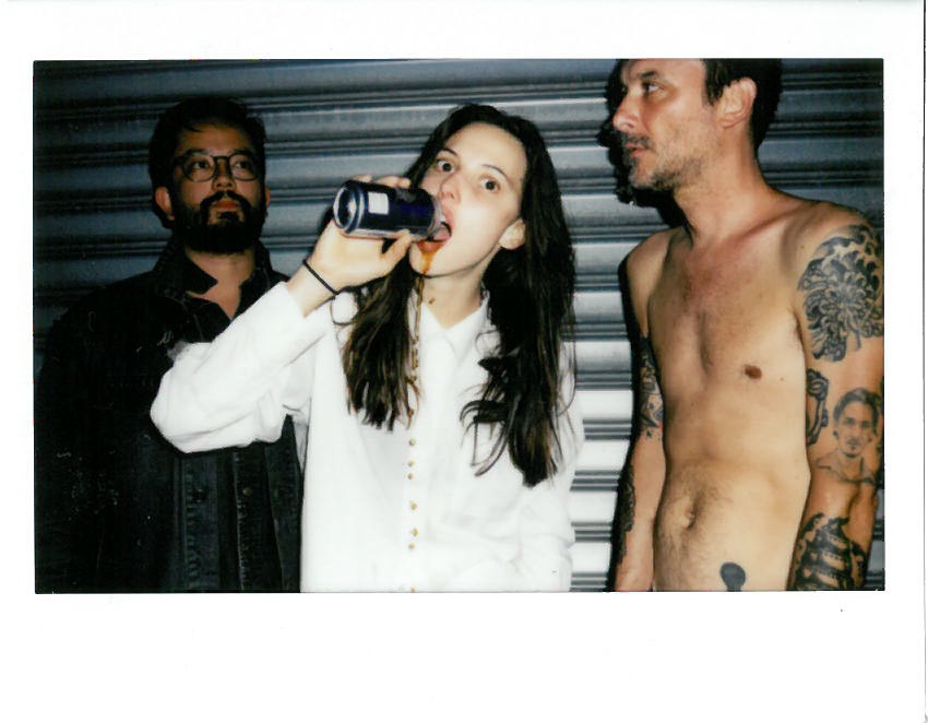 Ruby Aldridge Discusses Her Band Diet Choke
