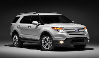 Remaniement et rumeurs de Ford Explorer 2020