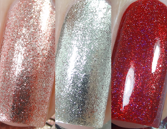 Cirque Colors Holiday 2015