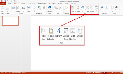 Powerpoint Insert Text
