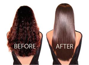 Tips Jitu Meluruskan Rambut Secara Alami
