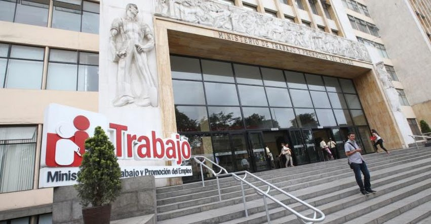 Ministerio de Trabajo presenta aplicativo web para denunciar actos de corrupción - www.trabajo.gob.pe