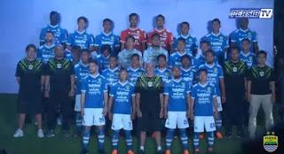 Bursa Transfer Liga 1 2018 Ditutup, Skuat Persib Bandung 29 Pemain
