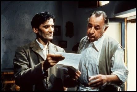 El cartero (y Pablo Neruda) (Michael Radford, 1994)
