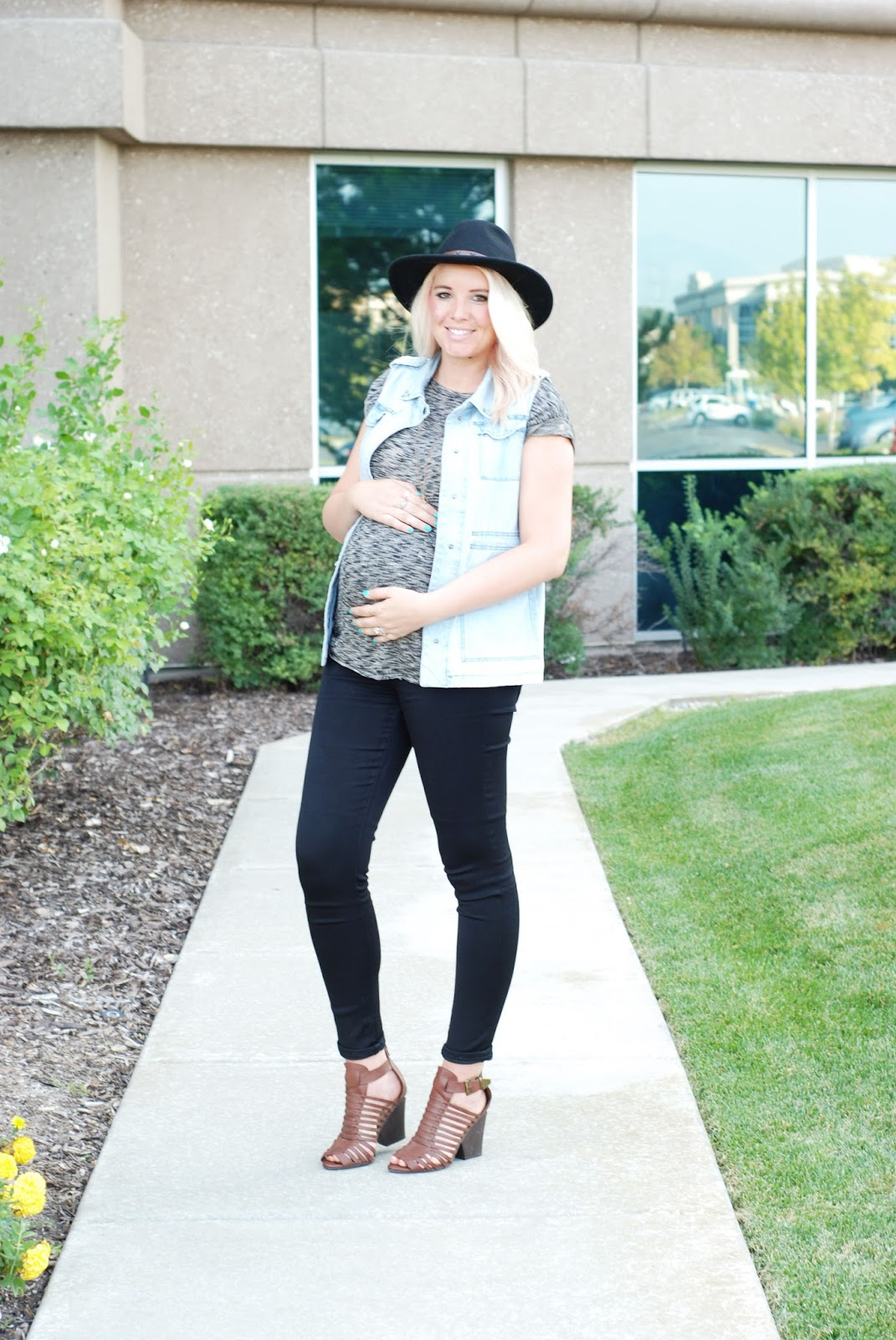 Heritwine Maternity, H&M, Nordstrom, Fall Outfit