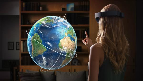 معلومات عن النسخة الجديدة من نظارات مايكروسوفت HoloLens