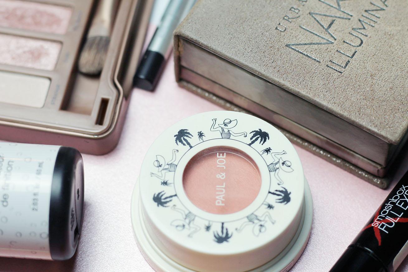Liverpool blogger summer makeup routine 2017
