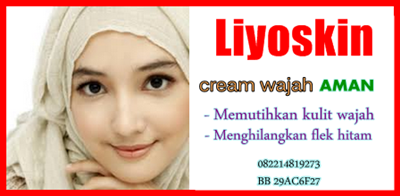 cream wajah aman liyoskin