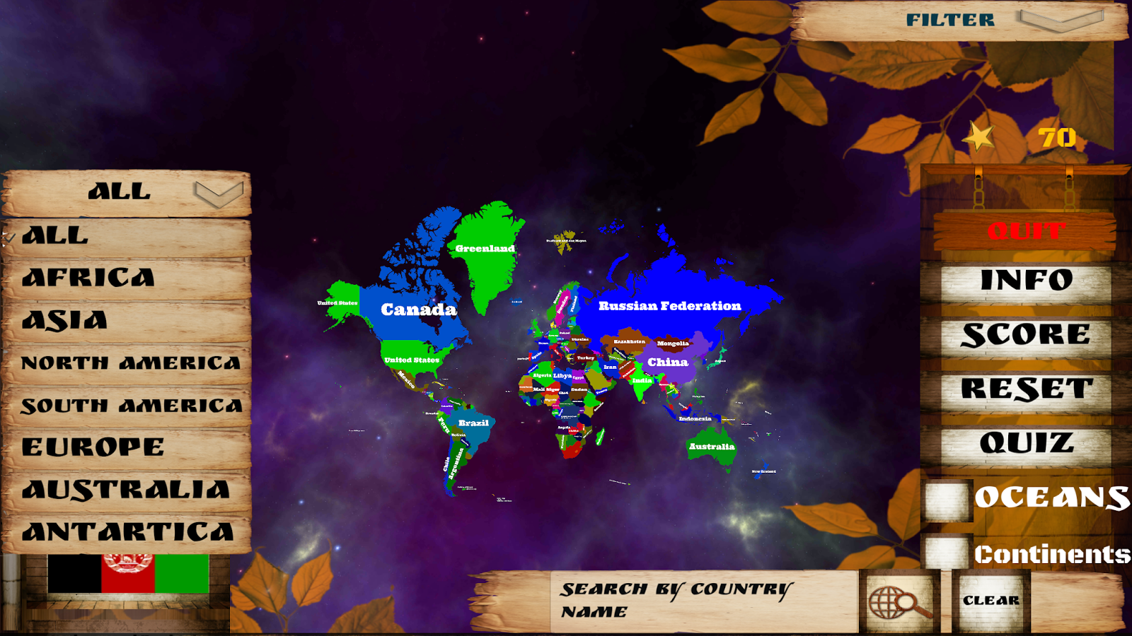 Android and ios apps october 2016 world map lite gumiabroncs Gallery