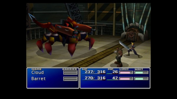 Final Fantasy vii Full Version