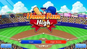 Home Run High Mod Apk v1.1.3 Unlimited Money Terbaru