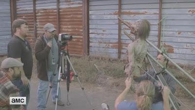 Making of The Walking Dead Season 7 Episode 11