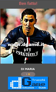Soluzioni Guess The Football Player livello 43