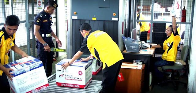 Alamat Pandu Logistics di DKI Jakarta