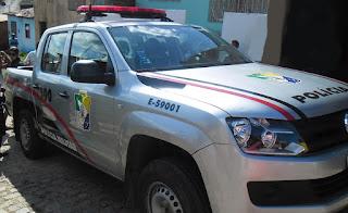 PM prende homem e recupera veículo com restrição de roubo/furto na cidade de Aracaju