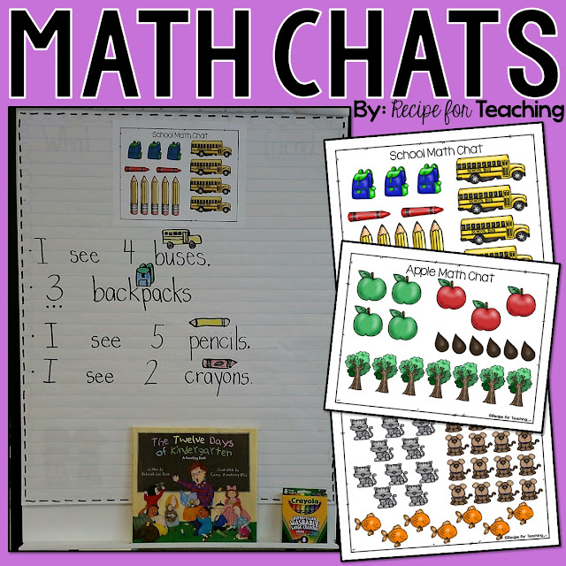 https://www.teacherspayteachers.com/Product/Math-Chats-1404426