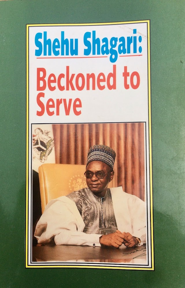 Shehu Shagari: Beckoned to Serve