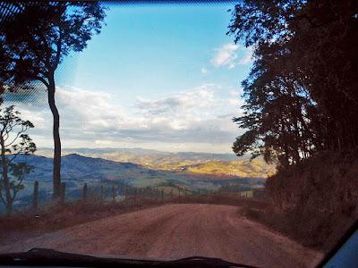 fotos das montanhas de minas
