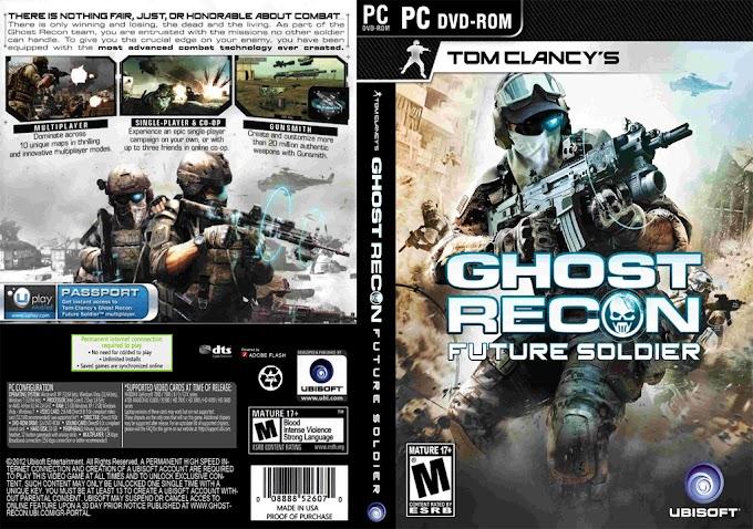Tom Clancy's Ghost Recon Future Soldier Desktop PC