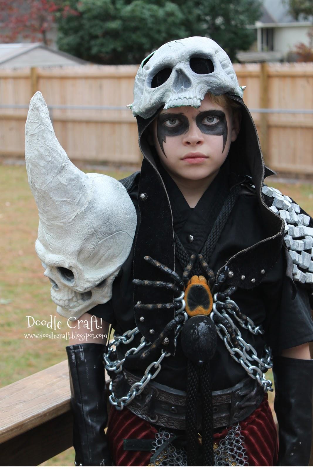 Diablo 2 Necromancer Costume