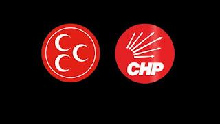 MHP ile CHP Kavgası