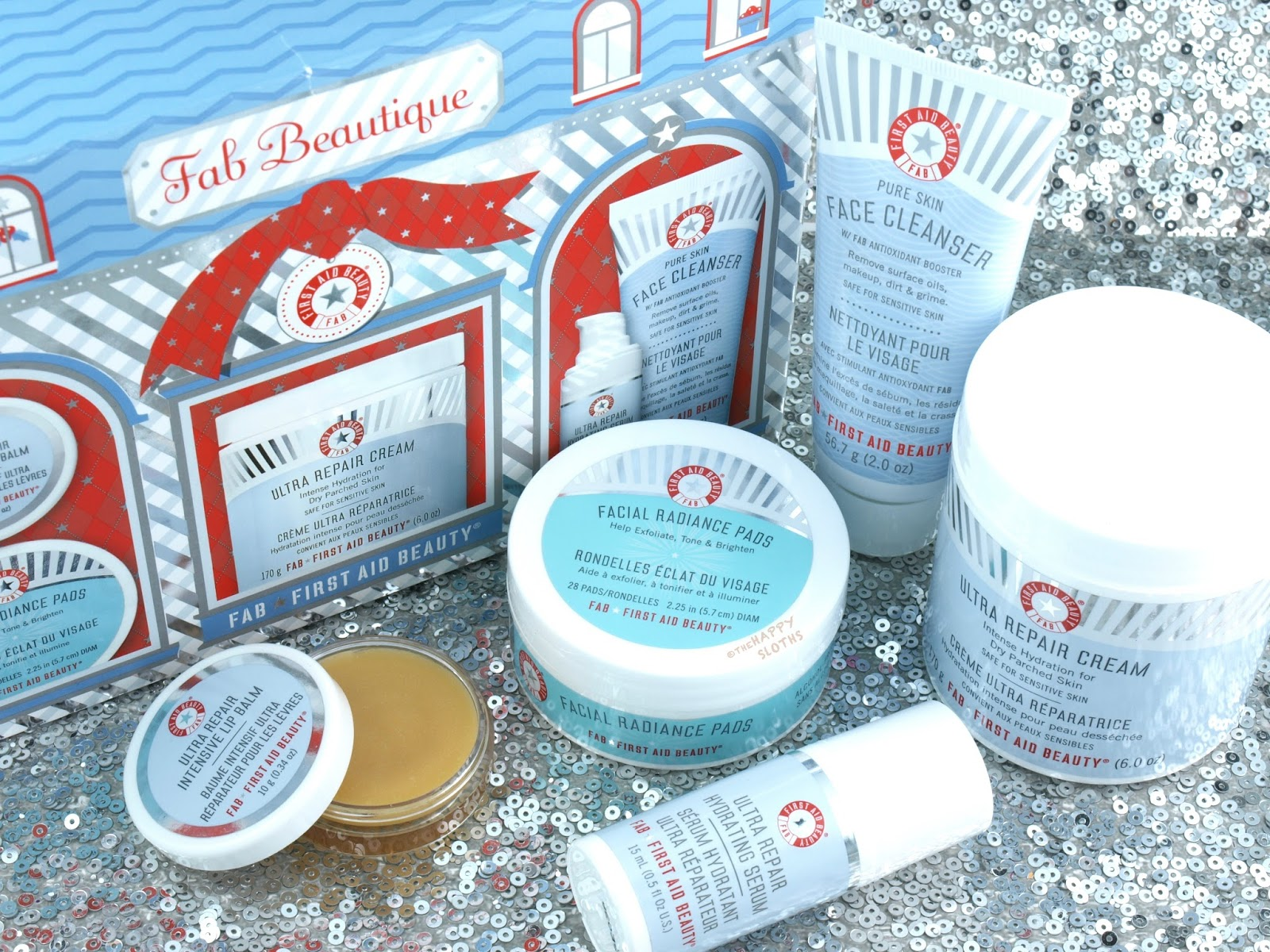 First Aid Beauty Fab Beautique Set