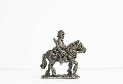FRE43   Chasseurs a Cheval, mounted