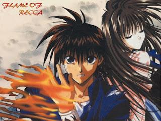 Ngọn Lửa Recca - Anime Flame Of Recca VietSub