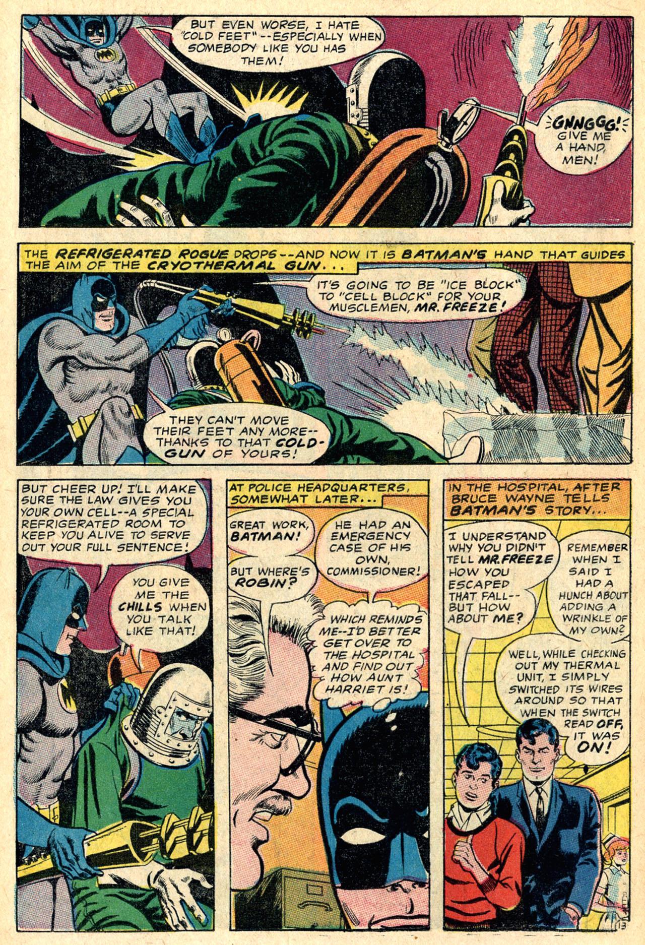 Detective Comics (1937) 373 Page 17