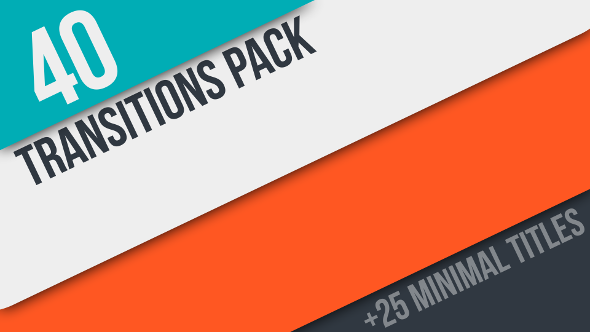 Transitions Videohive – Free After Effects Template - Desymbol