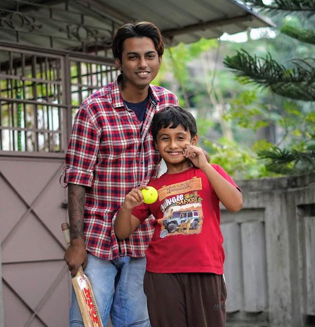 Sourajit Saha And Rick 2
