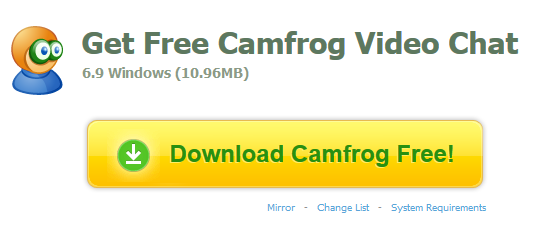 Update Install Camfrog Versi 6.9 Nickname Characters Setting