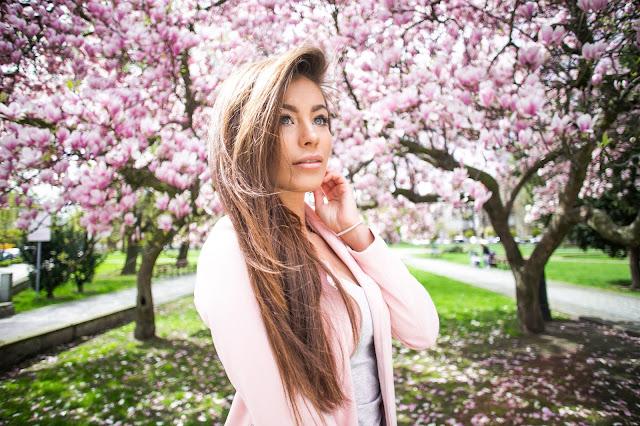 Paulinye x Orsay   Must have - pastelowa ramoneska - Czytaj więcej