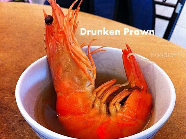 Drunken-Prawn-Johor-Bahru