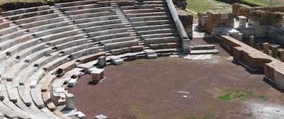 Το Διάζωμα «εμψυχώνει» τα αρχαία θέατρα