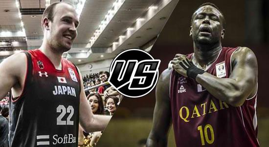 Live Streaming List: Japan vs Qatar 2019 FIBA World Cup Qualifiers Asia 5th Window
