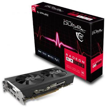 Sapphire Pulse RX 580 8GB Lite