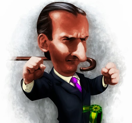 Collor foi o principal político satirizado por Juca Chaves durante a década de 90