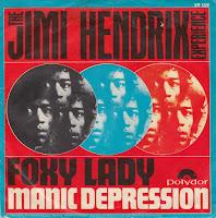 """Βίντεο με τους Jimi Hendrix Experience να αποδίδουν live το τραγούδι """"Foxy Lady"""""""