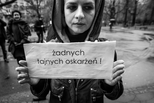 Solidarni z Ameerem, Krakow