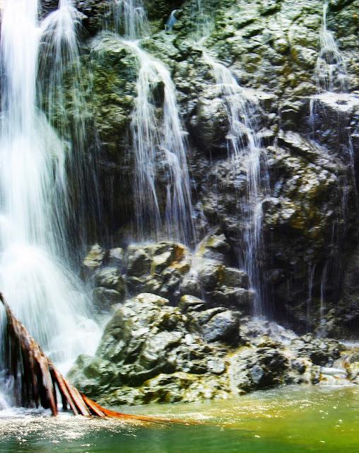 Keindahan Curug Gandu, Purwosari, Girimulyo, Kulon Progo