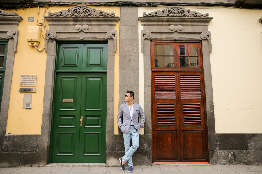 Leo Chan, Travel Guide, Levitate Style, menswear, Travel, Las Palmas, Gran Canaria