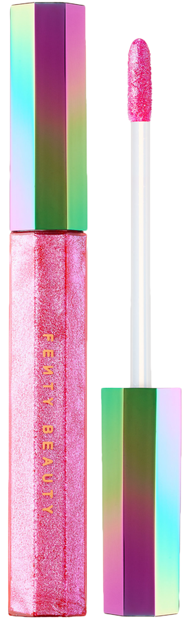FENTY BEAUTY BY RIHANNA Cosmic Gloss Lip Glitter Plutonic Relationship