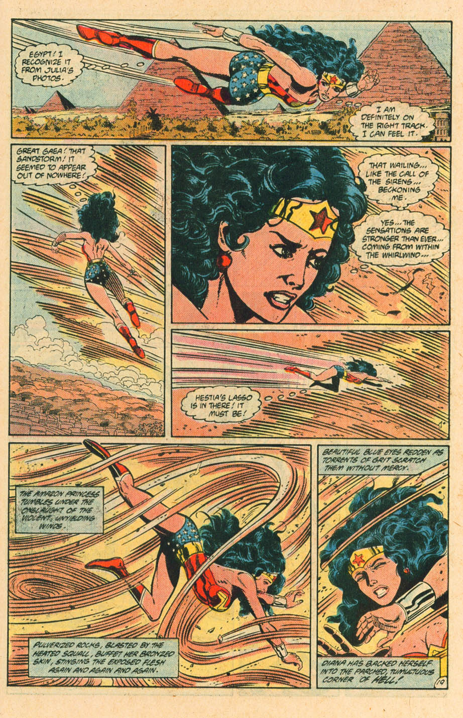 Read online Wonder Woman (1987) comic -  Issue #29 - 21