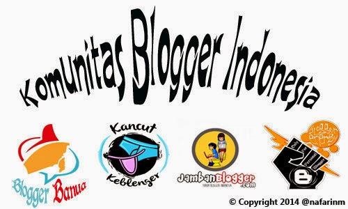 Logo Komunitas Blogger Indonesia