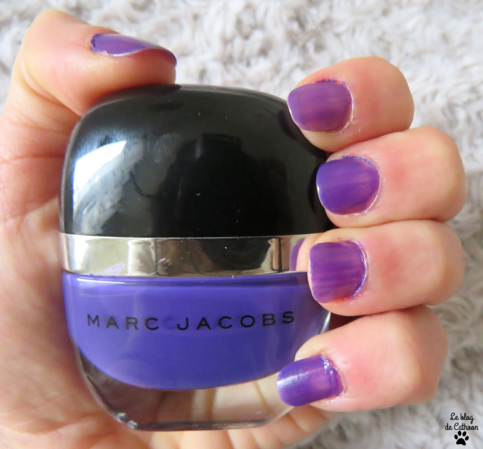 Enamored - Vernis à Ongles -122 Ultraviolet - Marc Jacob