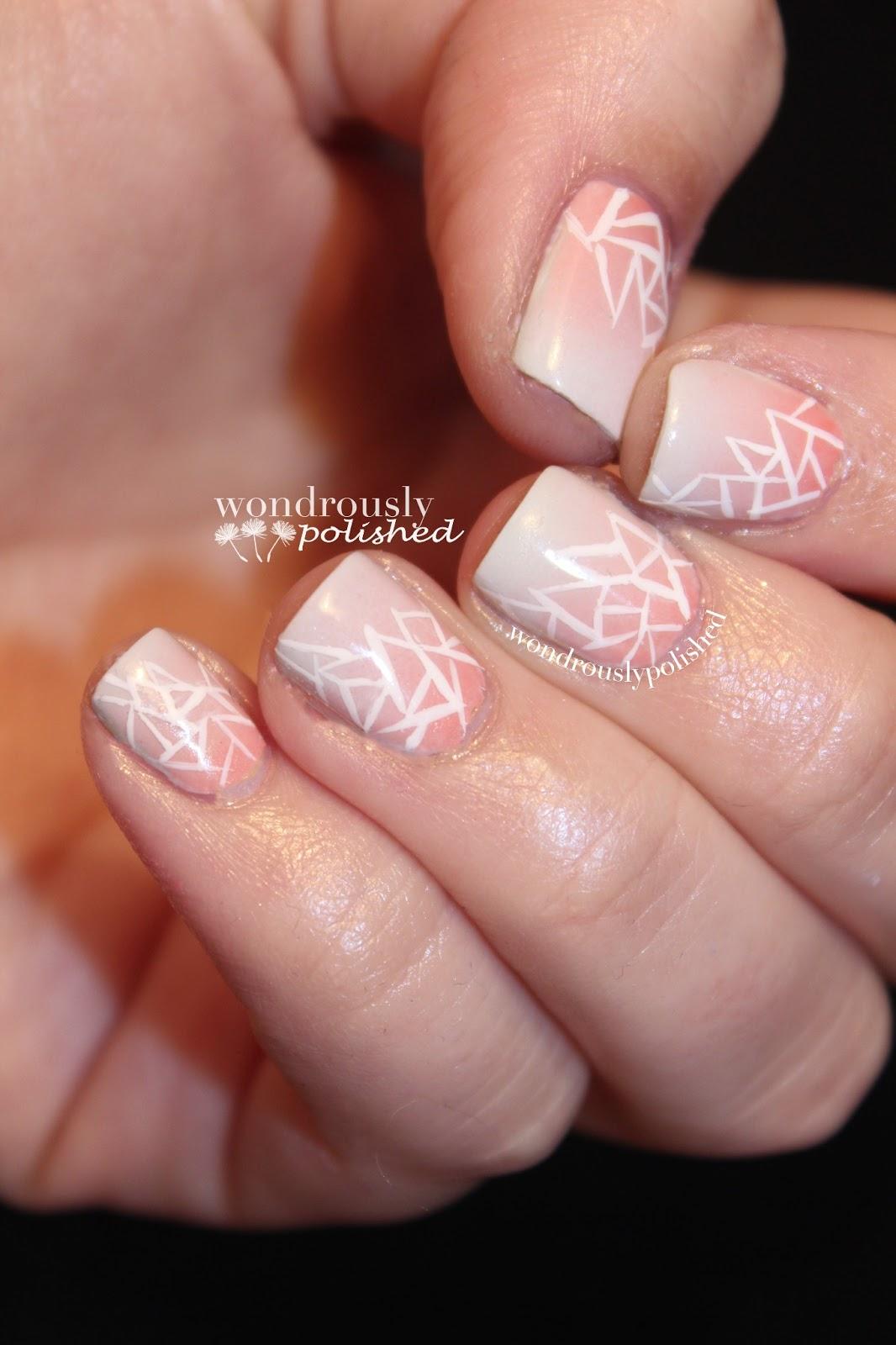 Wondrously Polished: March Nail Art Challenge - Day 3 ...