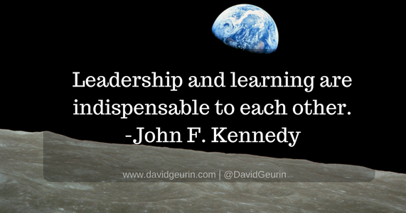 The @DavidGeurin Blog: Creating Stronger Learners, Stronger Leaders